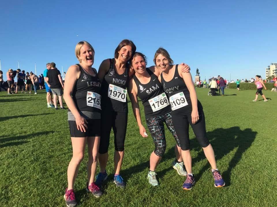 Plymouth Half Marathon Invictus Trust